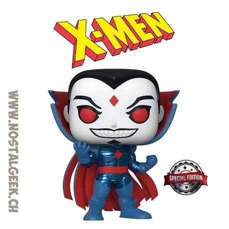 Funko Pop Marvel X-Men Mister Sinister (Metallic) Vinyl Figure
