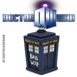 Doctor Who Bad Wolf Tardis 6,5 inch Titans Vinyl Figure