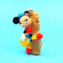 Disney Mickey Mouse escalade Figurine d'occasion Bullyland (Loose)