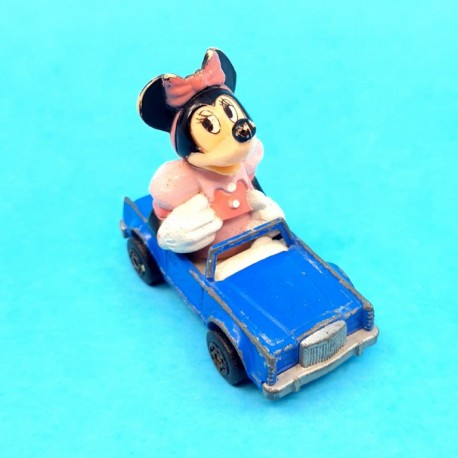 Mickey and friends - Die-cast Vehicle Matchbox - Minnie in car second hand (Loose)