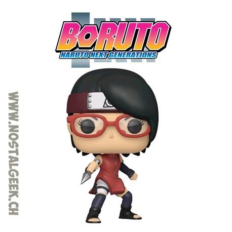Funko Pop Boruto Sarada Uchiha Vinyl Figure