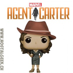 Funko Pop Marvel Agent Carter (Sepia) Vinyl Figure