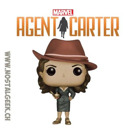 Funko Pop Marvel Agent Carter (Sepia) Vinyl Figure