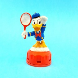 Disney Donald Duck Tennis second hand figure (Loose)