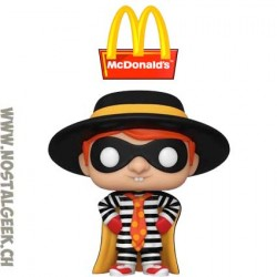 Funko Pop Ad Icons McDonald's Hamburglar Vinyl Figure