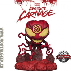 Funko Pop Marvel Absolute Carnage Edition Limitée