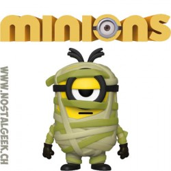 Funko Pop The Minions Mummy Stuart Vinyl Figure