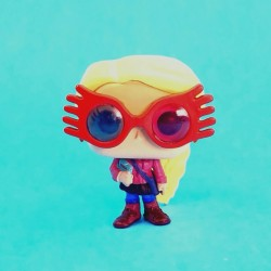 Funko Pop Pocket Harry Potter Luna Lovegood Figurine d'occasion (Loose)