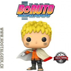 Funko Pop Boruto Naruto (Hokage) Exclusive Vinyl Figure