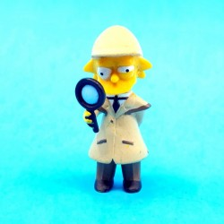 The Simpsons Lisa Simpson Detective second hand figure (Loose)