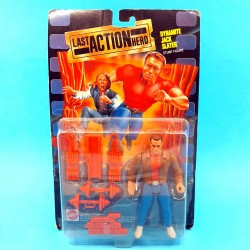 Last Action Hero Dynamite Jack Slater (Arnold Schwarzenegger) Figurine d'occasion