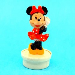 Disney Minnie Mouse bouchon Smarties Figurine d'occasion (Loose)