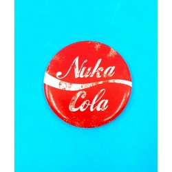 Fallout Nuka Cola bottle-opener magnet second hand figure (Loose)