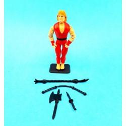 G.I. Joe Street Fighter Movie Fighter Ken Masters Figurine articulée d'occasion (Loose)