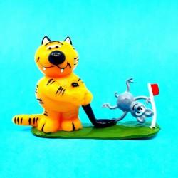 Les Entrechats Isidore avec souris Figurine d'occasion (Loose)