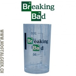 Breaking Bad measuring glass