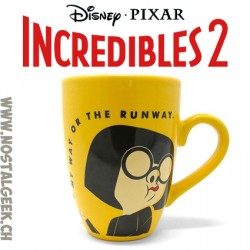 Incredibles 2 - It's my way or the runaway - Latte Mug 284ml