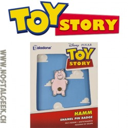Toy Story Enamel Pin Badge Hamm