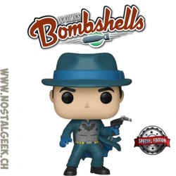 Funko Pop DC Bombshells Batman Exclusive Vinyl Figure