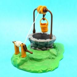 Schtroumpfs - Le puit Figurine d'occasion (Loose)