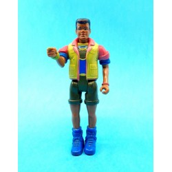 Captain Planet Kwame second hand Action figure (Loose)