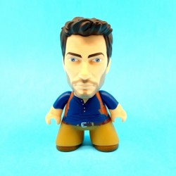 Uncharted 4 Nathan Drake second hand vinyl Figure Limited by Titans (Loose)
