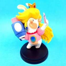 Mario and Rabbids Kingdom Battle Peach 15 cm second hand figure (Loose)