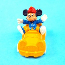 Mickey et ses amis Mickey en voiture Figurine d'occasion (Loose)