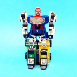 Power Rangers Turbo - Turbo Megazord Figurine articulée d'occasion (Loose)