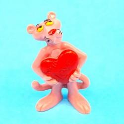 Panthère Rose Coeur Figurine d'occasion (Loose)