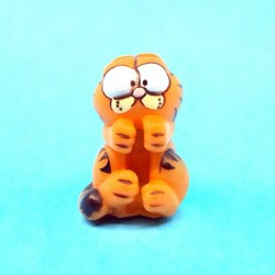 Garfield the cat pencil cap second hand Figure (Loose)