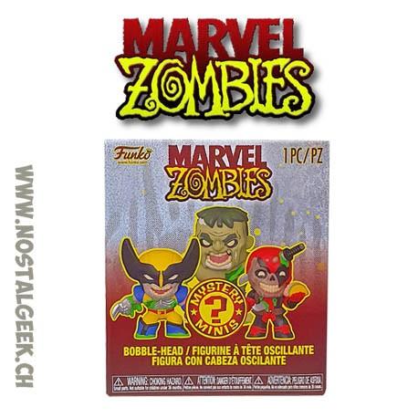 Funko Mystery Minis Marvel Zombie Vinyl Figure
