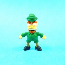 The Simpsons Leprechaun O'Reilly second hand figure (Loose)