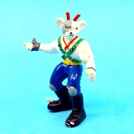 Biker Mice from Mars Vinnie Bully second hand figure (Loose)