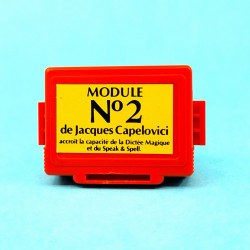 Speak and Spell Texas Instruments Module N 2 de Jacques Capelovici second hand (Loose) French version