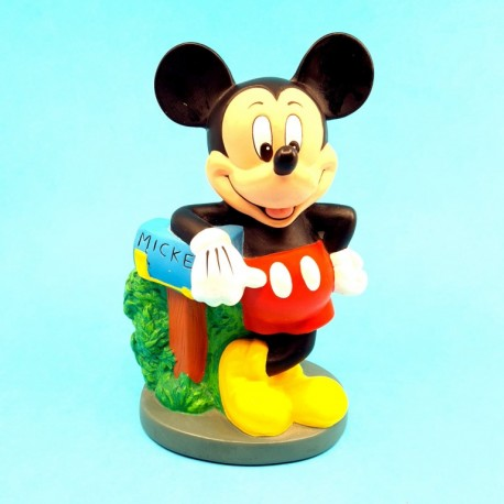 Disney Mickey Mouse second hand money bank (Loose)