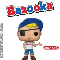 Funko Pop AD Icons Bazooka Joe Exclusive Vinyl Figure