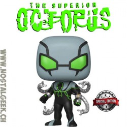 Funko Pop! Marvel Superior Octopus Edition Limitée