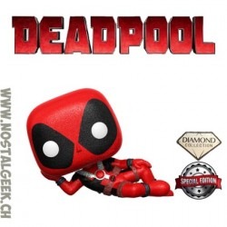 Funko Pop Marvel Deadpool (Casual) Diamond Exclusive Vinyl Figure