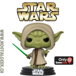 Funko Star Wars Yoda (Hooded) Exclusive Vinyl Figure