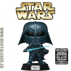 Funko Pop! Star Wars Darth Vader (Concept Series) Galactic Convention 2020 Edition Limitée