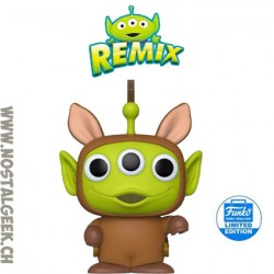 Funko Pop Disney/Pixar Alien Remix Bullseye Exclusive Vinyl Figure
