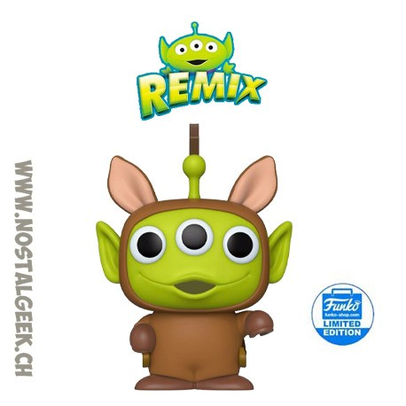 Funko Pop Disney/Pixar Alien Remix Bullseye Exclusive Vinyl Figure
