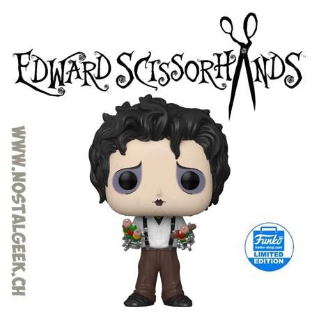 Funko Pop! Movie Edward Scissorhand - Edward with Kabobs Exclusive Vinyl Figure