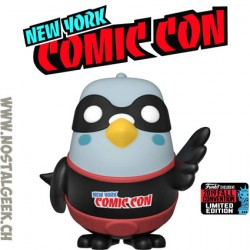 Funko Icons NYCC 2019 Paulie Pigeon (Black) Exclusive Vinyl Figure