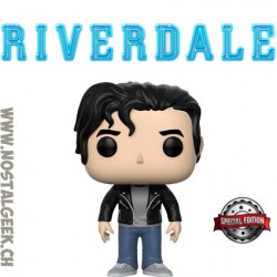Funko Pop Television Riverdale Jughead Jones (Serpents) Edition Limitée