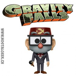 Funko Pop! Disney Gravity Falls Grunkle Stan Figure