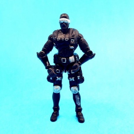 G.I.Joe Snake Eyes 2002 second hand Action figure (Loose)