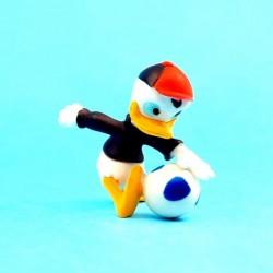 Disney La Bande à Picsou Riri Football Figurine d'occasion (Loose)