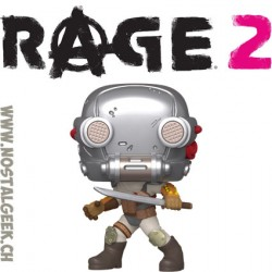 Funko Pop Games Rage 2 Immortal Shrouded Vinyl Figure